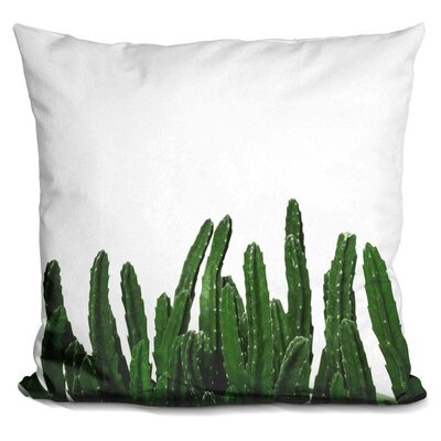 Slavin Plants Throw Pillow