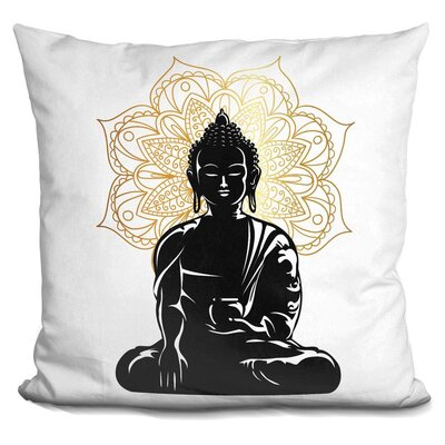 Echols Budha Throw Pillow
