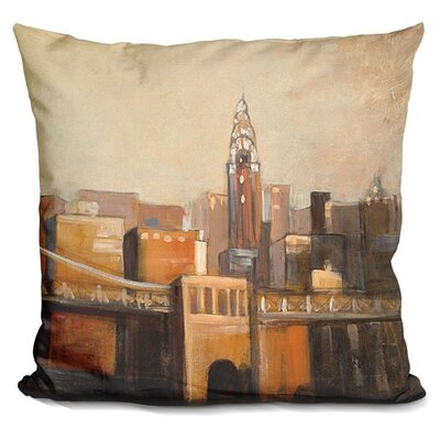 Dawn Throw Pillow