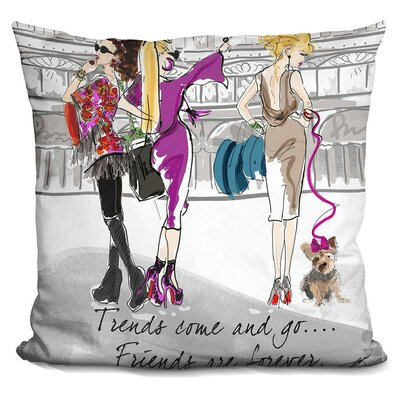 Benalla Trends Throw Pillow