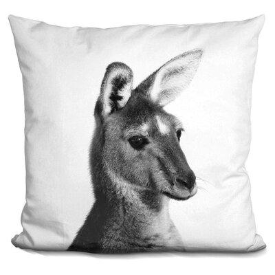 Hollander Kangaroo Throw Pillow
