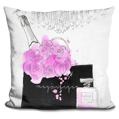 Rosanne Magnifique Throw Pillow