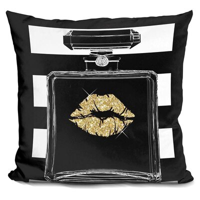 Jalen Kiss Throw Pillow