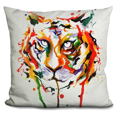 Demeter Throw Pillow