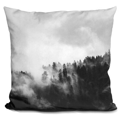 Manis Forest Throw Pillow