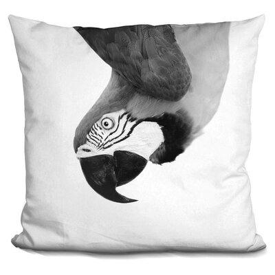Kellner Parrot Throw Pillow