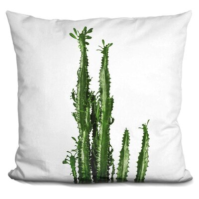 Slatington Plants Throw Pillow