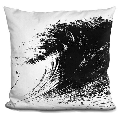 Kerley Wave Throw Pillow