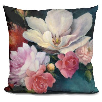 Giancarlo Flemish Fantasy Throw Pillow