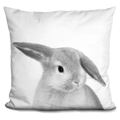 Hoffman Bunny Throw Pillow