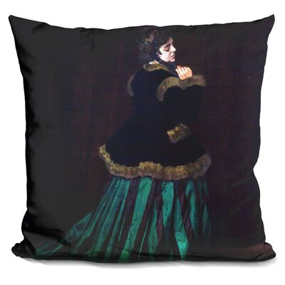 Levick Camille Throw Pillow