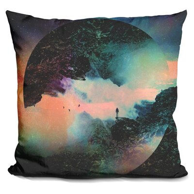 Final Frontier Throw Pillow