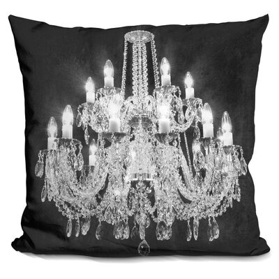 Spennymoor Chandelier Throw Pillow