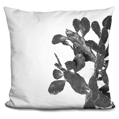 Slane Plants Throw Pillow