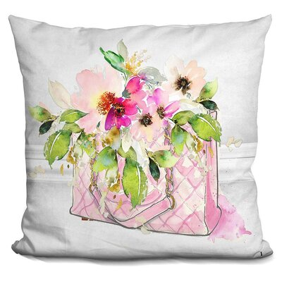 Annice Tote Throw Pillow