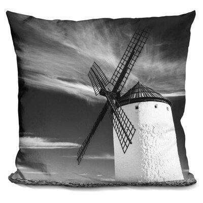 Rodas Mill Throw Pillow