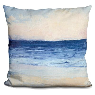 Busey True Ocean Throw Pillow