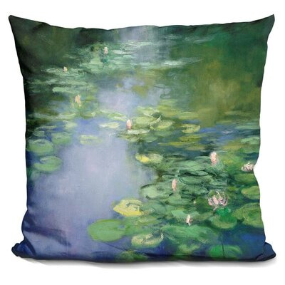Getz Lily Throw Pillow