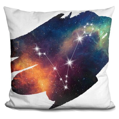 Pisces Throw Pillow
