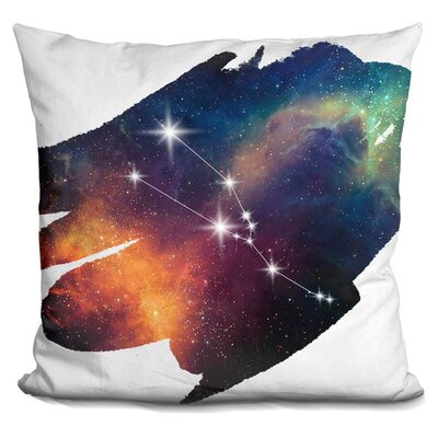 Taurus Throw Pillow