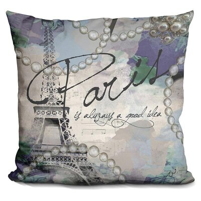 Isaiah Paris is A Good Idea Throw Pillow