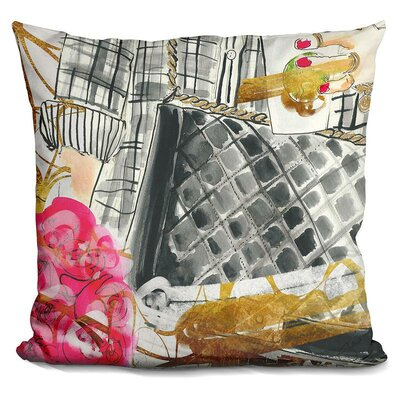 Saturday Throw Pillow