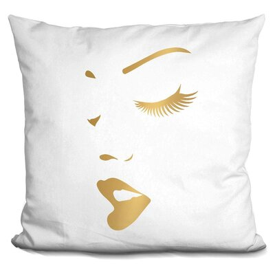 Imhoff Makeup Throw Pillow