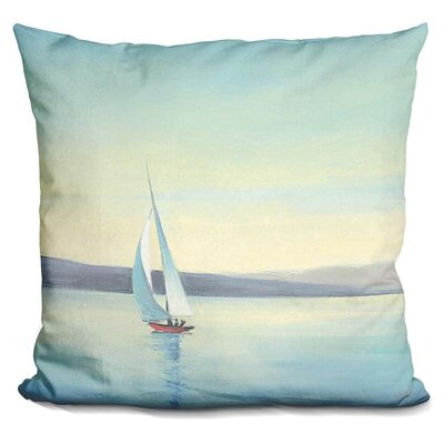 Buscher Heading Home Throw Pillow
