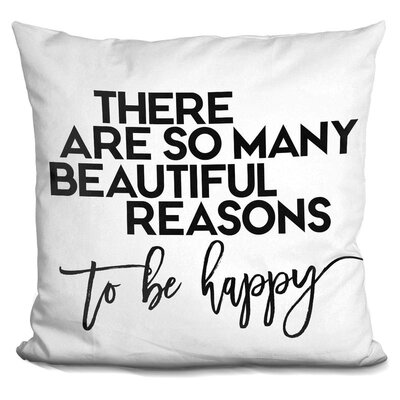 Schoch There Are Throw Pillow
