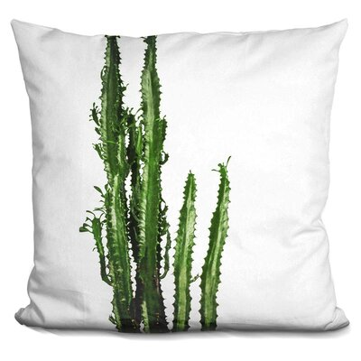Slemp Plants Throw Pillow