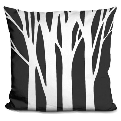 Kerfoot Trees Throw Pillow