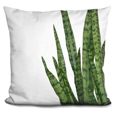 Skipworth Plants Throw Pillow