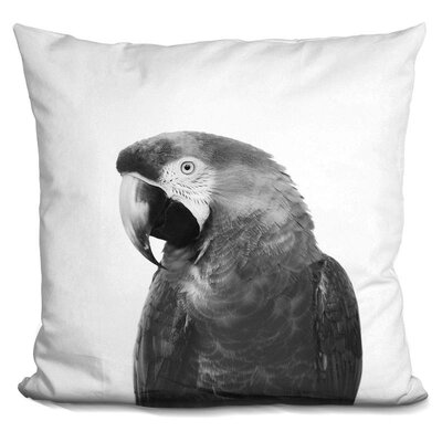 Kelling Parrot Throw Pillow