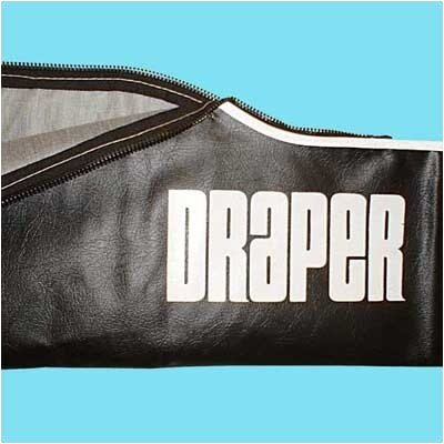 Draper Diplomat Carrying Case For Screen Size: NTSC - 10 Diag.