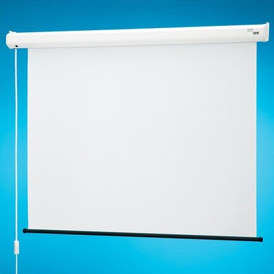 Baronet White 67 diagonal Electric Projection Screen Viewing Area: 16:10 76 diagonal