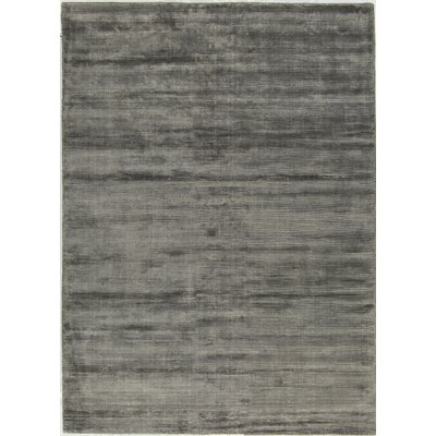 One-of-a-Kind Handloomed 1000 Charcoal Area Rug