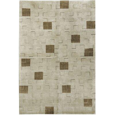 Himalayan Wool Beige/Gold Area Rug