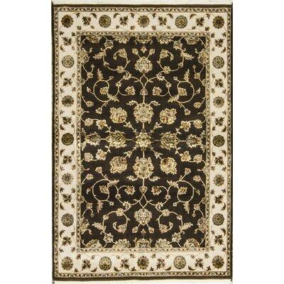 Dharma Wool Brown/Beige Area Rug