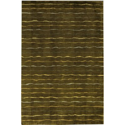 Indian Wool Gold Area Rug