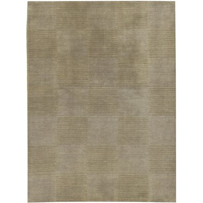Gabbeh Hand Woven Wool Gray Area Rug