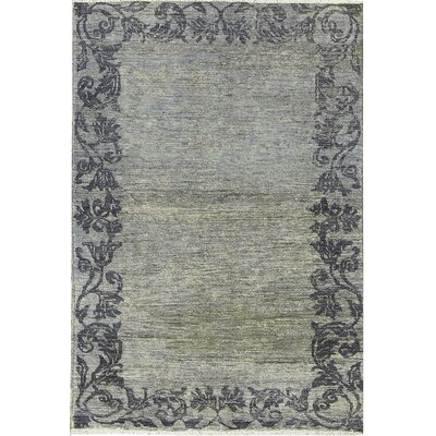 One-of-a-Kind Zarbof Quality Wool Dusk Area Rug