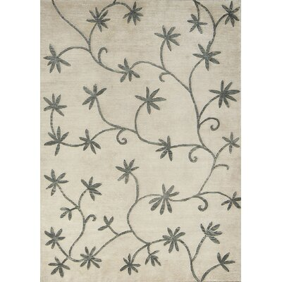 Indian Wool Cream Area Rug