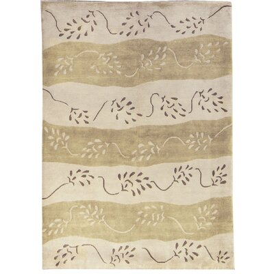 Indian Wool Beige Area Rug