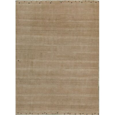 Persian Wool Brown Area Rug