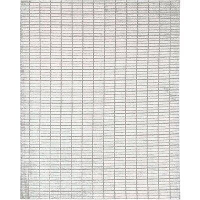 Indian Wool Gray Area Rug