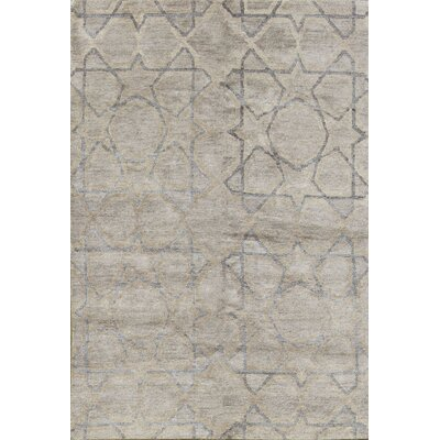 Modern Wool Brown Area Rug