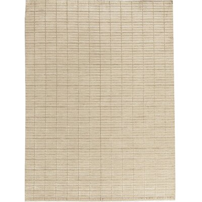 Indian Wool Brown Area Rug