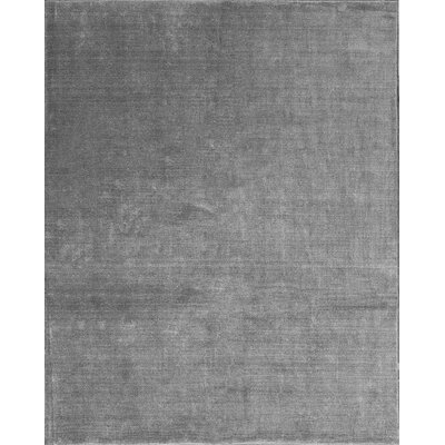 One-of-a-Kind Gabbeh Hand-Woven Gray Area Rug