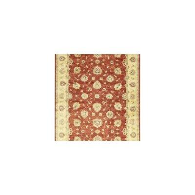 Cornwall Ziegl Wool Rust/Ivory Area Rug