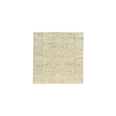Sona Silk Light Ivory/Beige Area Rug